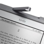 Custodia Kindle con luce led