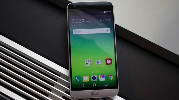 miglior smartphone android 2016 classifica - LG G5