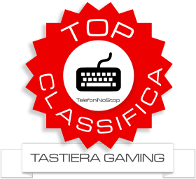 miglior tastiera gaming 2017 - classifica