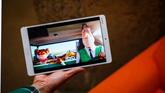 migliori tablet android 2017 - huawei media pad m3