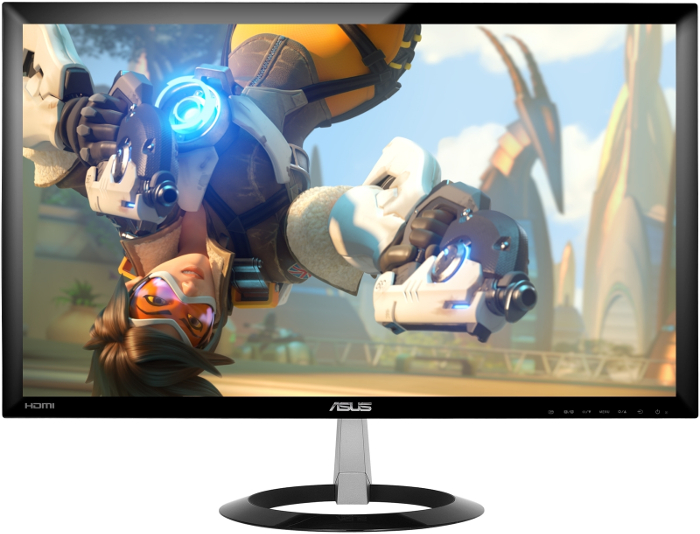 miglior monitor gaming 2017 - asus vx238h 23 full hd