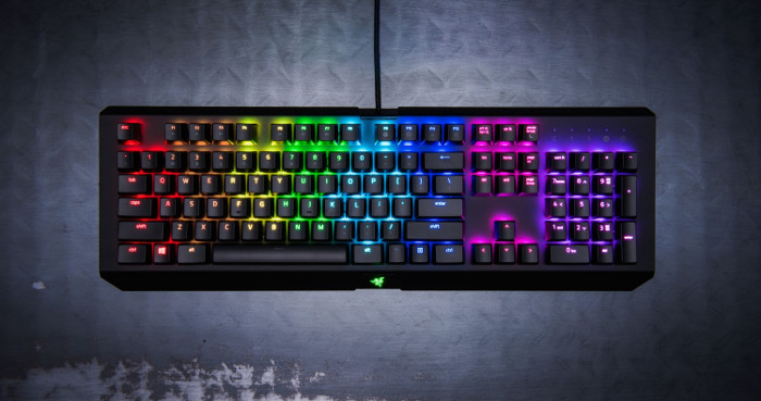 migliori tastiere per gaming - Razer BlackWidow Chroma