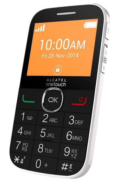 telefonino cellulare per anziani Alcatel 2004G