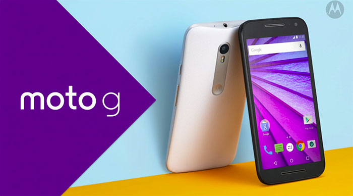 miglior smartphone economico 2016 - Motorola Moto G terza generazione