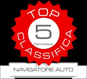 Miglior navigatore auto gps 2018 - classifica top 5