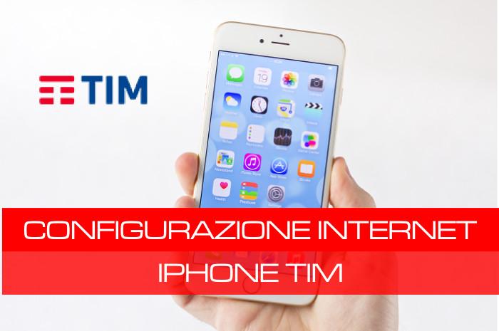 Apn iPhone Tim