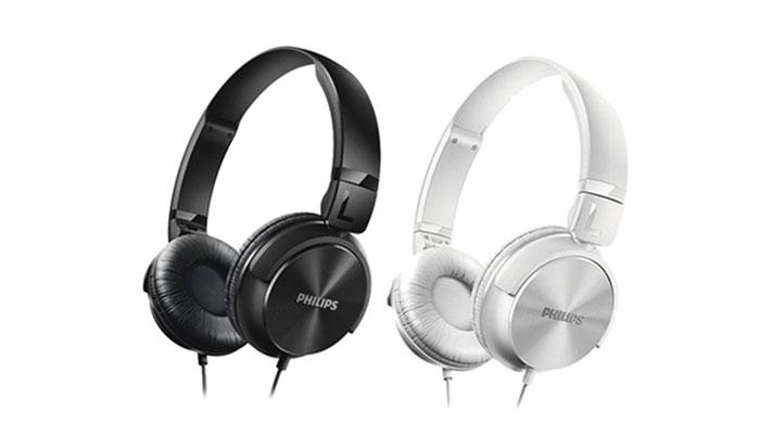 Miglior cuffia On Ear 2016 economica - Philips SHL3060BK