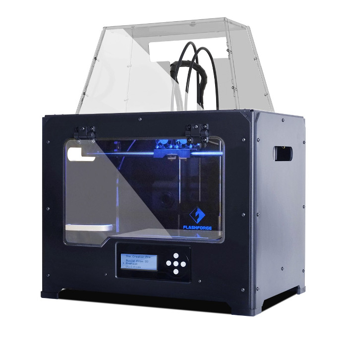 miglior stampante 3d 2013 - flashforge