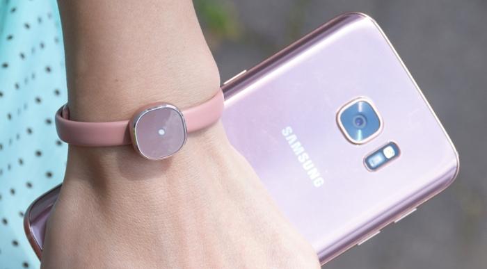 Samsung Charm, la fashion fitband
