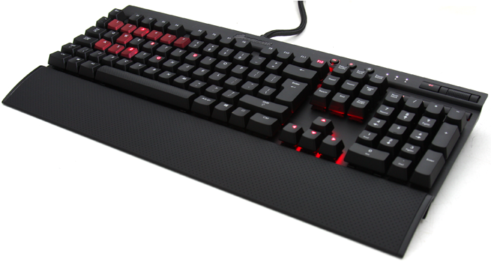 miglior tastiera gaming 2018 - corsair k70
