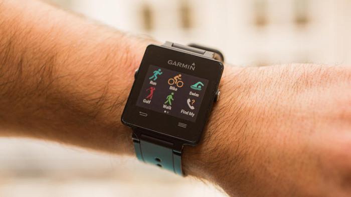 il miglior smartwatch 2018 - garmin vivoactive
