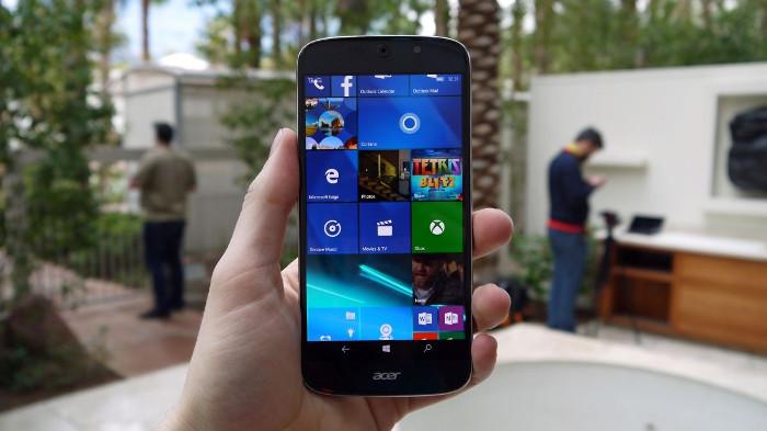 miglior smartphone windows - acer liquid jade primo