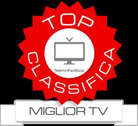 Classifica Miglior TV 2018 Per Fasce Di Prezzo