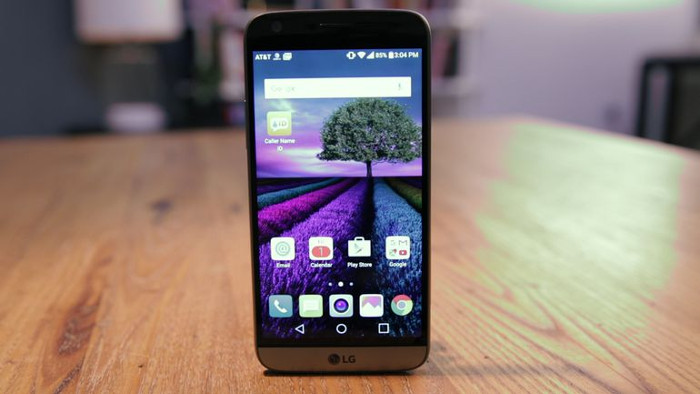 miglior smartphone lg 2018 - lg g5