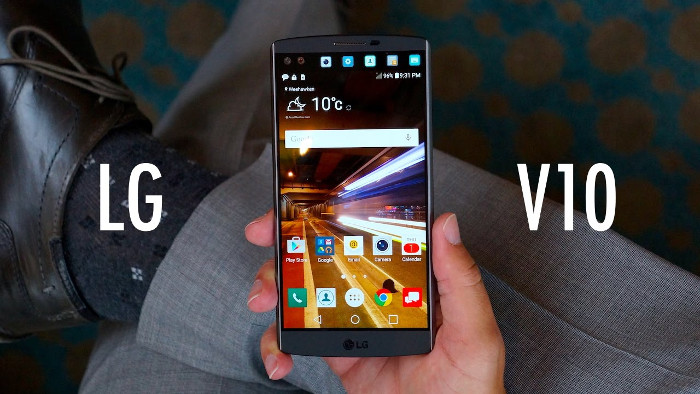 miglior smartphone lg - lg v10