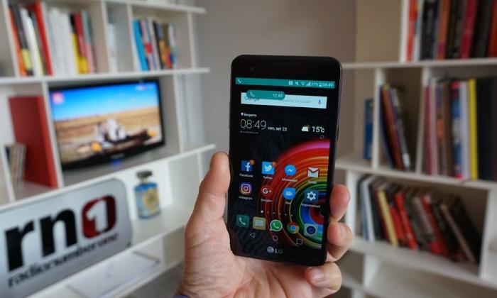 miglior smartphone LG 2018 - lg x power