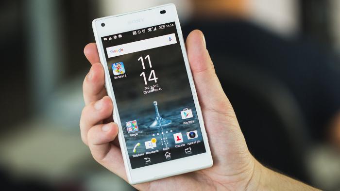 miglior smartphone sony - sony xperia z5 compact