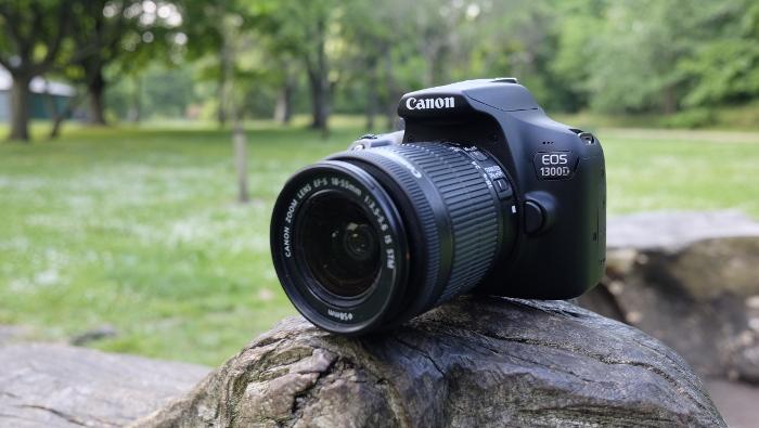 miglior reflex - canon eos 1300d
