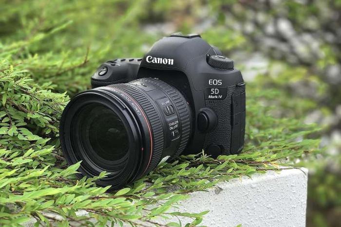 migliore reflex - canon eos 5d mark iv
