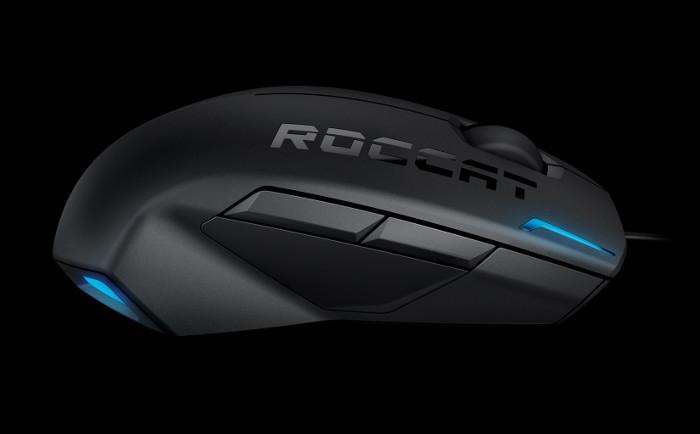 miglior mouse gaming per mancini - roccat kova