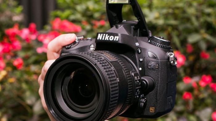 miglior fotocamera reflex 2018 - nikon d610