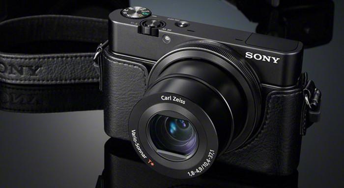 Miglior fotocamera compatta - sony dsc rx100