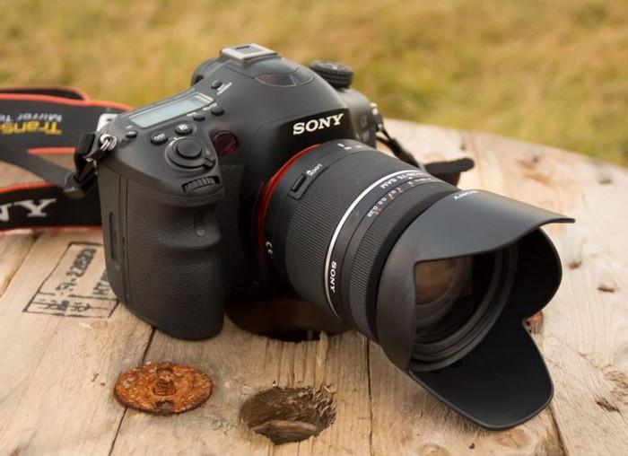 miglior fotocamera reflex - sony slt a-99