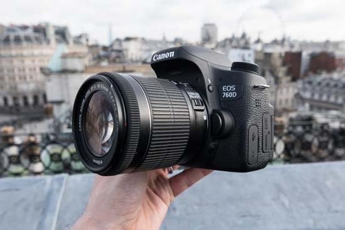 miglior reflex - Canon EOS 760D