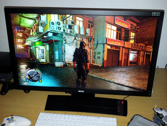 miglior monitor pc gaming - benq xl2720z
