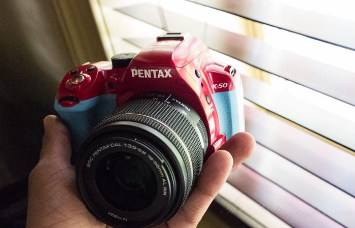 miglior reflex 2018 - Pentax K50