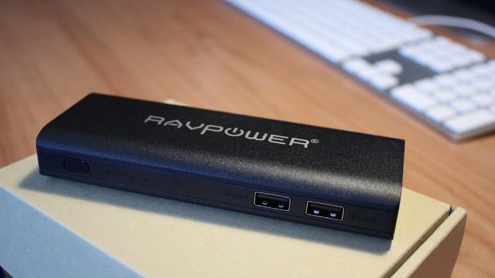 miglior powerbank - rav caricabatterie portatile power 10400 mah