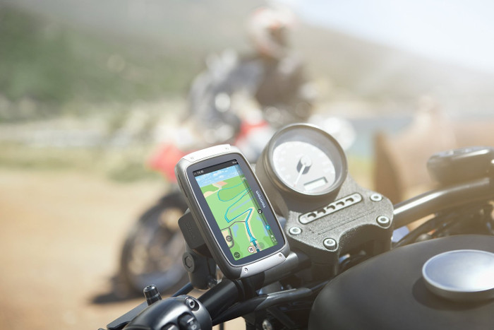 navigatore moto 2018 - tom tom rider 40