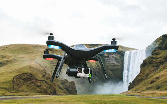 miglior drone 2018 - 3DR Solo Aerial
