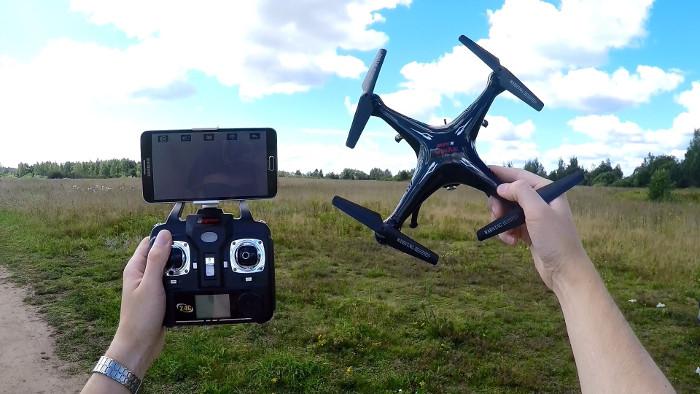 migliori droni 2018 - Syma X5SW