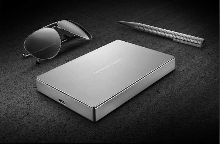 miglior hard disk portatile classifica - lacie porsche design