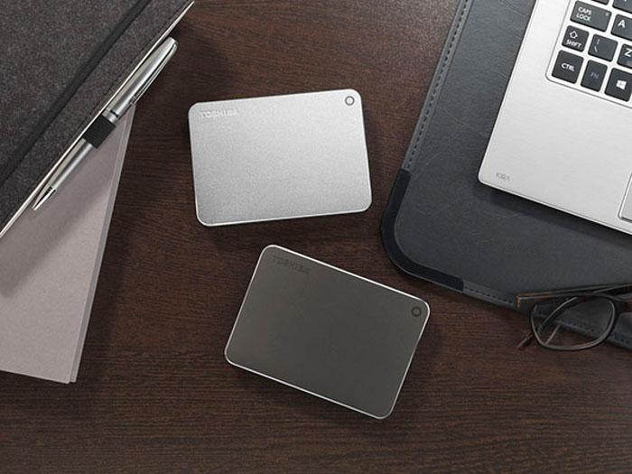 miglior hard disk esterno - Toshiba Canvio Premium