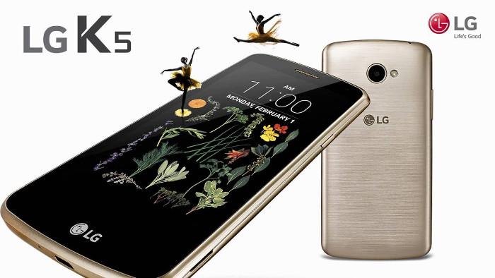 migliori smartphone 100 euro - LG K5
