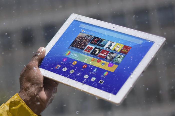 miglior tablet - sony xperia z4