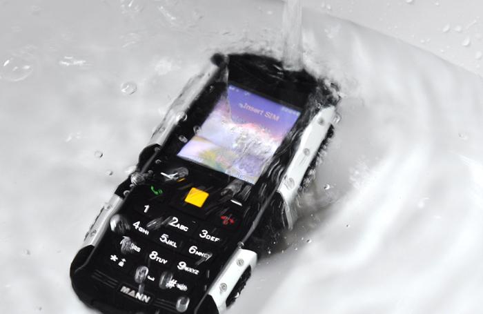miglior smartphone per resistenza - Mann ZUG S