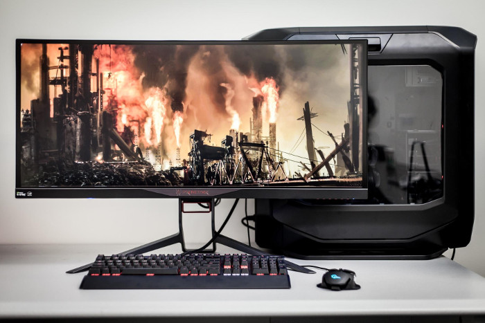 Miglior monitor gaming 2018 - Acer Predator X34