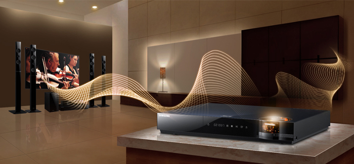migliori audio home theater - Samsung HT-J5550W