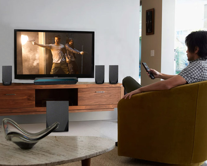 miglior home theater 2019 - Sony BDV-E2100