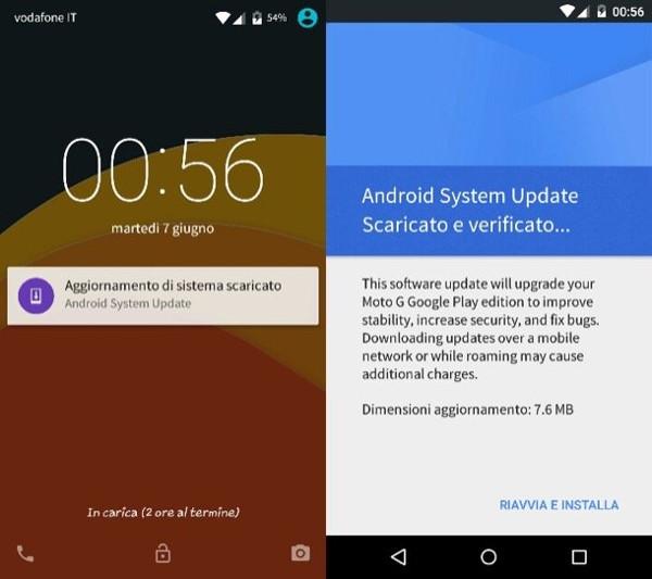 come aggiornare android - guida