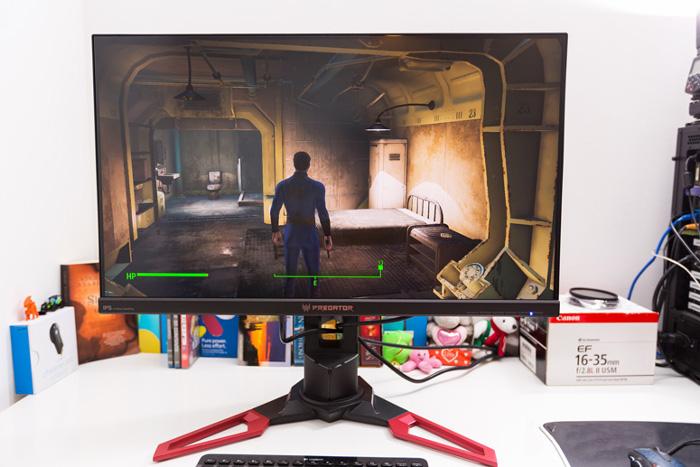 Miglior monitor gaming 2018 - Acer Predator XB271HU