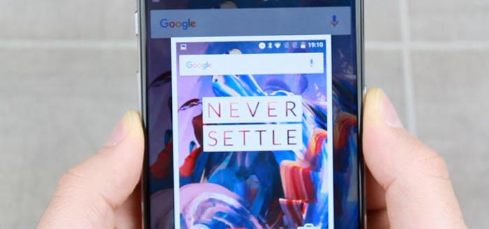 Come fare uno screenshot su smartphone Android
