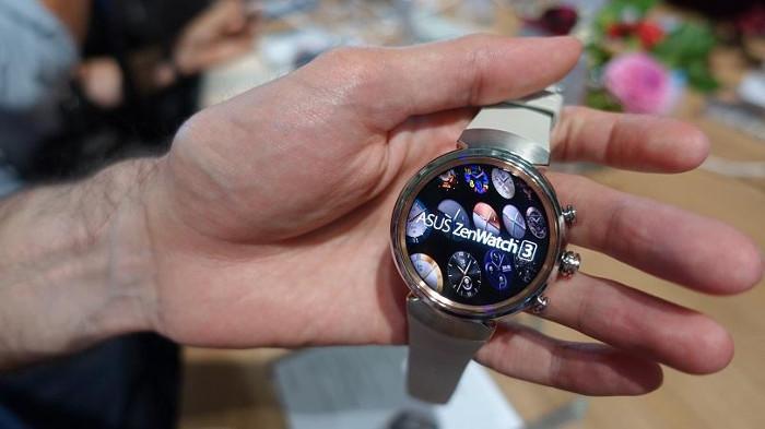 miglior smartwatch estate 2019 - Asus Zenwatch 3