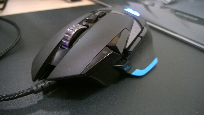 miglior Mouse gaming - Logitech G502 Proteus Core