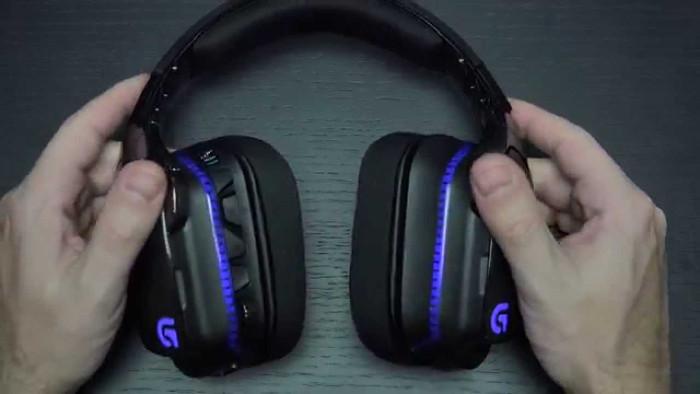 miglior cuffia gaming 2018 - Logitech G933 Artemis Spectrum