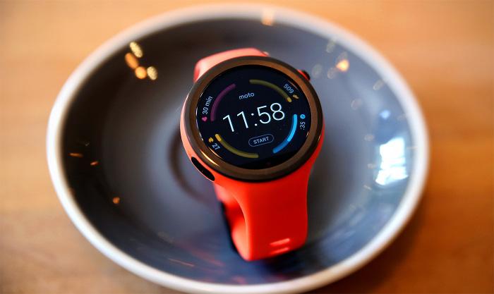 miglior smartwatch 2018 - Motorola Moto 360 Sport