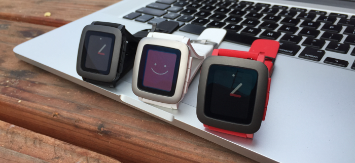 Miglior smartwatch 2019 - Pebble Time